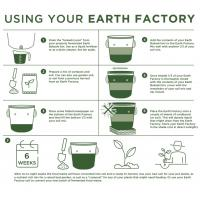 Earth Factory (pack of two)